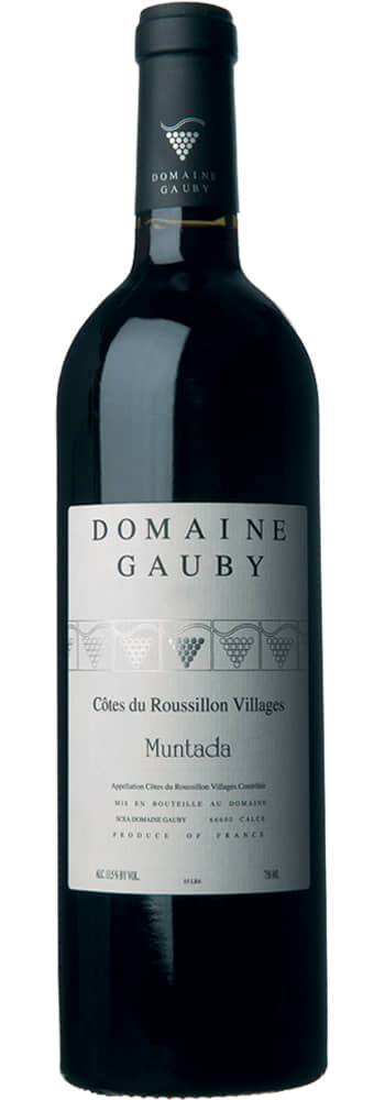 Gauby Coume Gineste Rouge | Gauby | Calce, Roussillon
